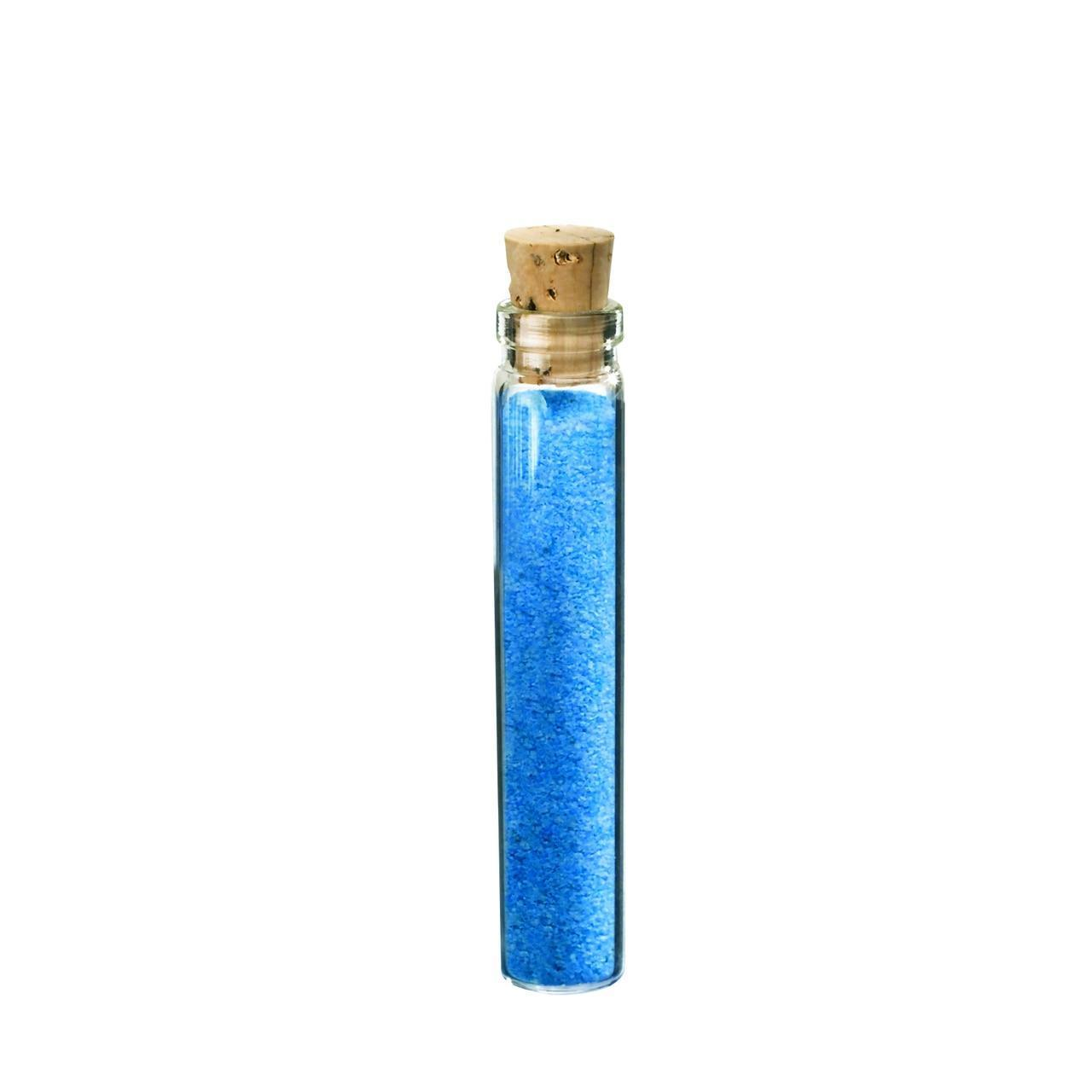 Quality Aromatherapy & Essential Oils Containers Glass Corked Vials v4510B01 for sale