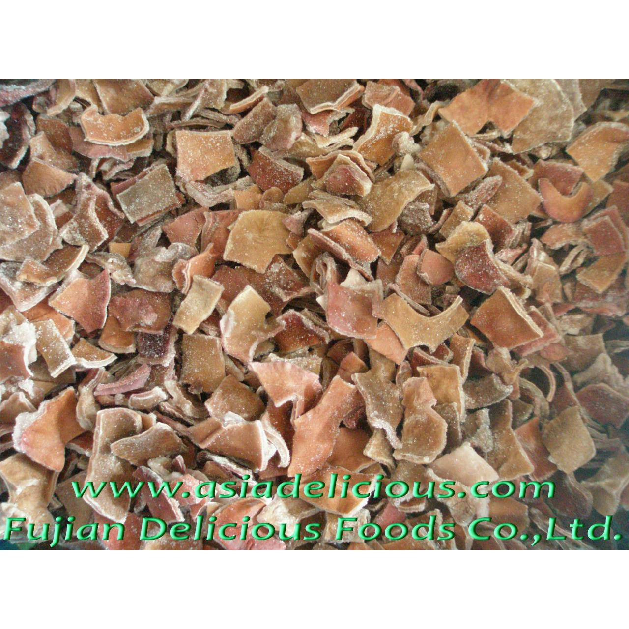 Quality IQF Mushrooms IQF Black Fungus Dices for sale