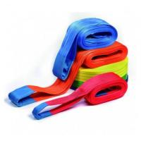 Tow Strap Double Eye Flat Webbing Straps Material