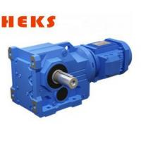 Quality Hard gear reducer K series helical gear reducer for sale