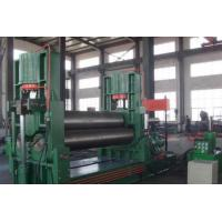Quality Hydraulic three roller coiling machine for sale