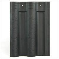 China Clay Roof Tiles Decorative Clay Roof Tiles on sale