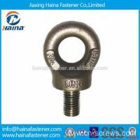 Quality BS4278 Galvanized Collared Eye Bolts for sale