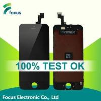 Quality Repair parts for iPhone 5c lcd with high quality for sale