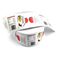 Buy cheap Custom Color Printing Food Labels from wholesalers