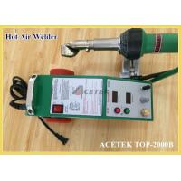 Quality 2000B Plastic Vinyl Hot Joint Welding Machine for sale