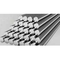 Quality ASTM B348 GR2 titanium bars and rods Straight round bars in Stock for sale