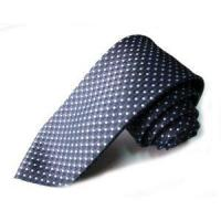 Dot Polyester Knitted Necktie