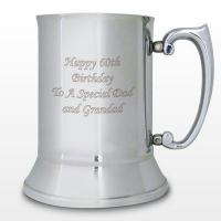Quality Birthday Gifts Stainless Steel Pint Tankard for sale