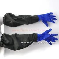 Buy cheap Aquarium Glove One Unit Shoulder Length Protective Gloves from wholesalers