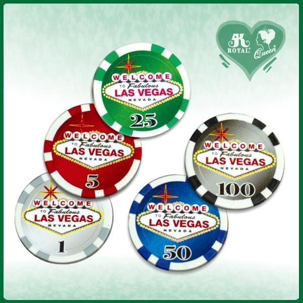 Buy 11.5 gram poker chips (PC-42) at wholesale prices