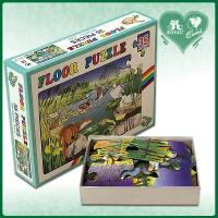 Quality 35 pieces high quality colorful fashion custom jigsaw puzzles (MP-604) for sale
