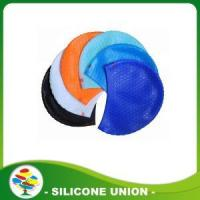 China 2016 new personalised design silicone swimming caps on sale