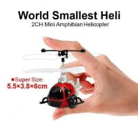 Buy cheap TH-11305Smallest In The World 2CH Mini Amphibian RC Helicopter 5.5cm Long from wholesalers