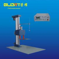 Quality Manufacture single-arm drop test equipment for package test for sale