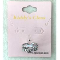 Quality Brand series kiddy's Class ring for sale