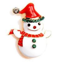 Quality Snowman garland for sale