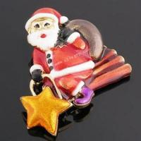 Quality Brand series Santa Claus brooch 1 for sale