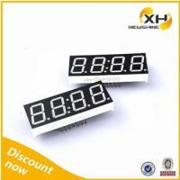 Free Sample Colors Blue White 0.80 Inch FND LED 4 Digits Indoor 7 Segment Display