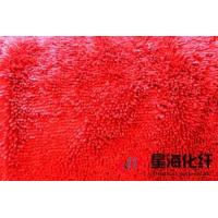 Quality Chenille Fleece Fabric for sale