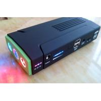 Quality 2 USB Lithium Jump Starter and Portable Power Bank for sale