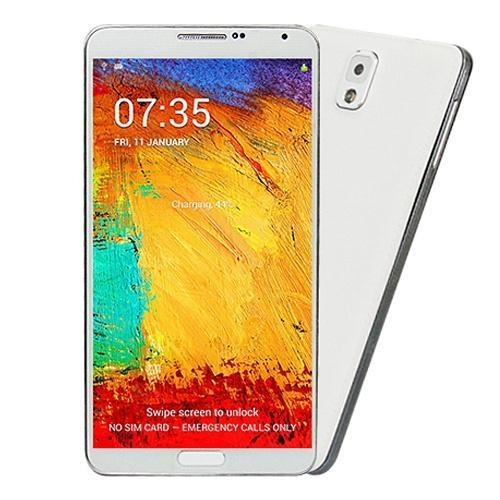 Buy 5.7 inch Star U9000 Quad Core MTK6589 OS 1GB 8GB IPS Touch Screen Android 4.2 smart phone at wholesale prices