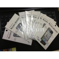 Quality Screen protectors for iPhone 4 4s 5 5s 5c for sale
