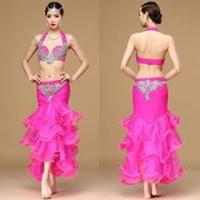Quality Professional Performance Belly Dance Women Skirt Costume,Adult Belly Dance Wear for sale