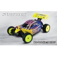 China Off-road Buggy 1/10th Scale Nitro Off Road Buggy-Single Speed on sale