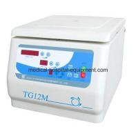 Buy cheap Microhematocrit centrifuge TG12M from wholesalers