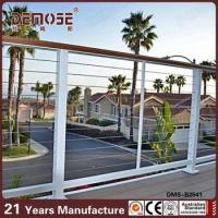 China decorative metal railings for decking on sale