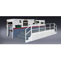 Quality XLMYQ-1050A AUTOMATIC DIE-CUTTING&CREASING MACHINE WITH STRIPPING STATION for sale