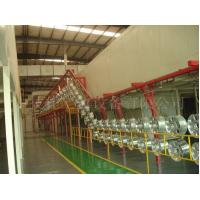 Quality Automotive wheel coating line Automotive wheel automatic spraying line for sale