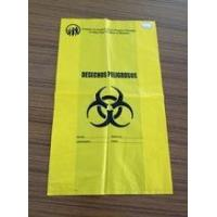 Quality medical waste bag 2016 HDPE new medical waste bags plastic for hospital for sale