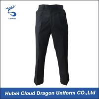 Quality Twill Navy Blue Uniform Pants All Season Tactical Cargo Pants For Men for sale