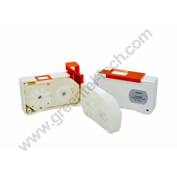 Buy Fiber Tools And Consumables Fiber Connector Cleaning Cassette at wholesale prices