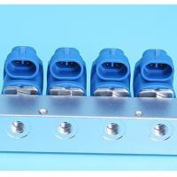 Buy cheap lpg cng injector rail 4cyl black for cng lpg sequential kit