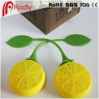Quality Lemon Shaped Tea Infuser for sale
