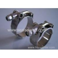 Quality T bolts type hose clamps for sale