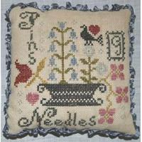 Pins and Needles Limited Edition kit from Abby Rose Designs ~ 2015 Nashville Market ~ 2 only!