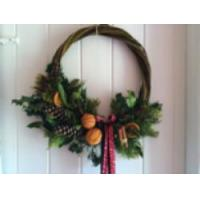 Quality Art & Craft Days - Christmas Wreaths & Swags  Willow - Essex for sale