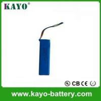 Quality Icr 3.7V Lithium Ion Battery 18650 Cell And Battery Pack for sale