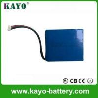 Quality Lithium Ion Battery 18650 Li-ion Battery 9v Battery Pack for sale