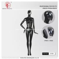 Quality Special mannequin mix with electroplate head slip for sale