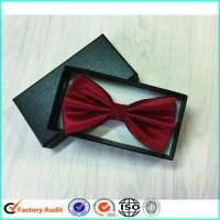 Quality Cheap Bow Tie Boxes Packaging for sale