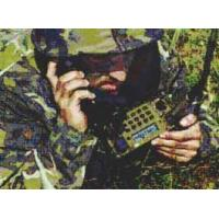 AT RF13 Portable VHF Transceiver with Scrambler