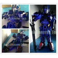 Buy cheap Led Lights Halloween Costume Adult Authentic Optimus Prime Costume from wholesalers