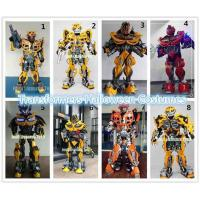 Buy cheap Transformers Halloween Costumes Adults Make Your Halloween Unique from wholesalers