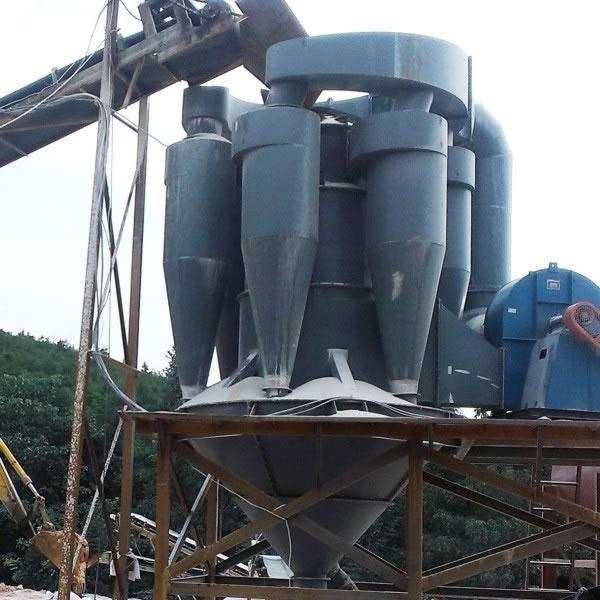 Sand And Slag Separator : Sand and powder separator for sale