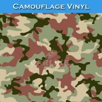 Quality Free Shipping CA024 Camouflage Foil Car Wrapping Vinyl for sale